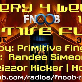 Primitive Future 19-5-14 2nd hour - Szizzor Kicker