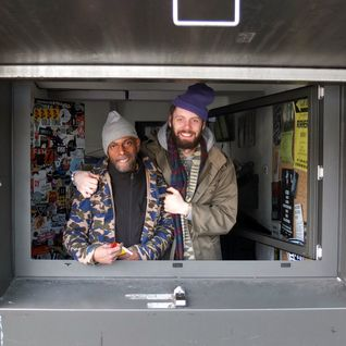 The Do!! You!!! Breakfast Show w/ Charlie Bones & Theo Parrish - 24th March 2015