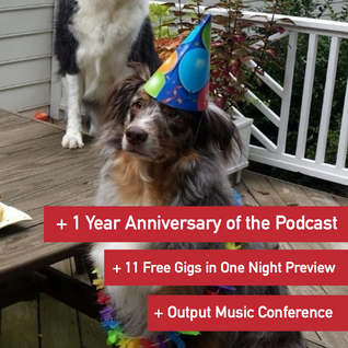 NI Music Weekly: 1 Year Anniversary of the Podcast + 11 Free Gigs in One Night Preview