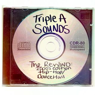 THE REWIND 2000'S EDITION (HIP-HOP_DANCEHALL)