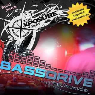Tendai - Drum 'n' Bass cover show for Ben XO - Xposure on Bassdrive (2016-02-16)