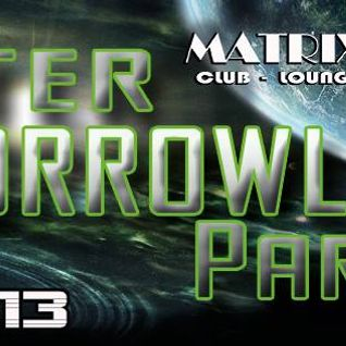 Montana - Warm Up Set / After Tomorrowland Party Part 2 / Matrix Club Heide