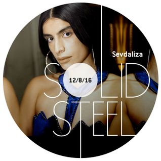 Solid Steel Radio Show 12/8/2016 Hour 2 - Sevdaliza