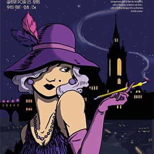 Comic Dj's - Carnaval 2015 Hall Aux Draps