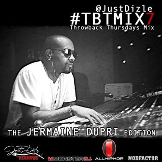 @JustDizle - Throwback Thursdays Mix #7 [The @Jermaine Dupri Edition] #TBT #TBTMIX