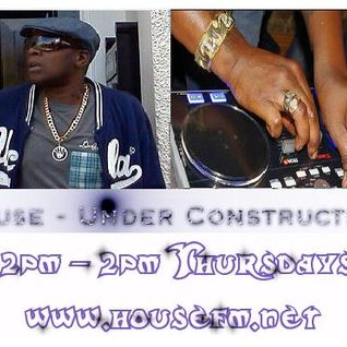 ANOTHER INSTALLMENT OF THE HOUSE THATS UNDER CONSTREUCTION 18.9..2014 @HOUSEFM.NET