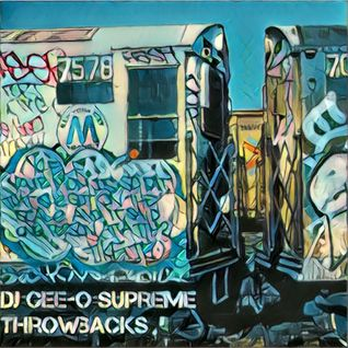 DJ Gee-O Supreme Throwbacks 3