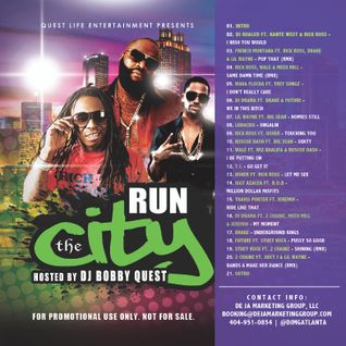 Run The City Mixtape