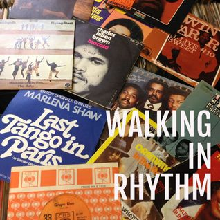 Walking in rhythm
