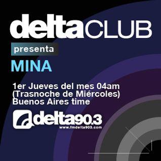 Delta Club presenta Mina (8/12/2011)