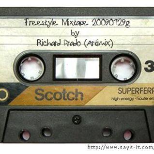 Freestyle Mixtape (20090729g) - Richard Prado (Artimix)
