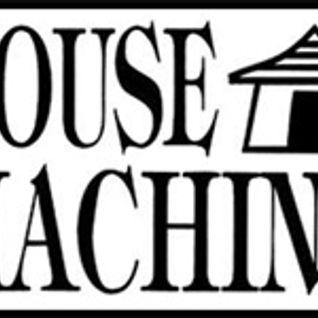 House Machine Radio Show - June 02th 2012