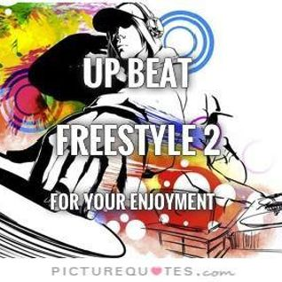 UP BEAT FREESTYLE 2 2015 - DJ CARLOS C4 RAMOS