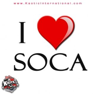 DJ Kaotic International I LOVE SOCA