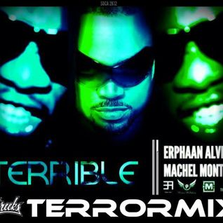 Erphaan Alves Ft. Machel Montano - Terrible (Threeks Official Road Mix) 2012