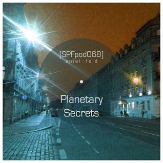 [SPFpod068] spiel:feld Podcast 068 - Planetary Secrets-Odyssey