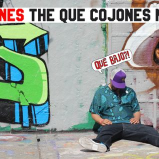 The Que Cojones Mixtape by Geko Jones