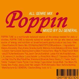 Poppin Vol.3 (Mixed on June,2015)