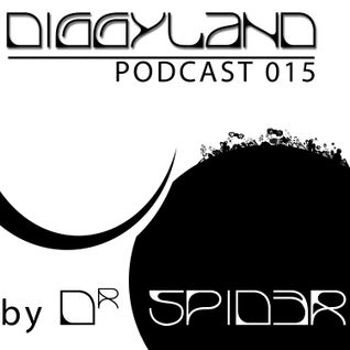 DIGGYLAND PODCAST 015 by Dr-Spider