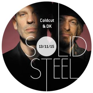 Solid Steel Radio Show 13/11/2015 Hour 1 - Coldcut + DK 'Essential Mix' September 2015