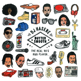 Butter Smooth (The Real 90's R&B Megamix) 11minutes Preview