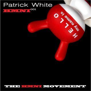 HMNI001 - mixed by Patrick White