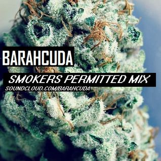 Barahcuda - Smokers Permitted Mix (22 Mins of Reggae Dub, Dubstep & Chill Shit)