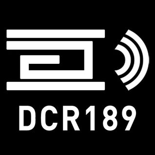 DCR189 - Drumcode Radio Live - Adam Beyer live from U Street Music Hall, Washington DC