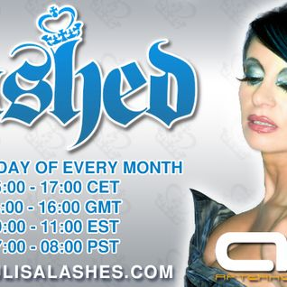 Lisa Lashes Afterhours FM - January 2014