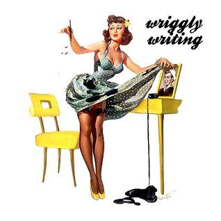 Wriggly Writing