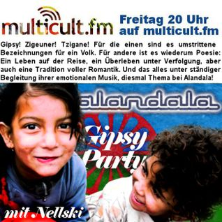 multicult.fm ALANDALA Gipsy Party
