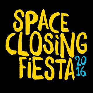 Sasha - Live at Space Closing Fiesta 2016, Main Room, Space, Ibiza (02-10-2016)