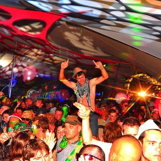 The Dj Producer@Glastonbury Festival 24.06.10