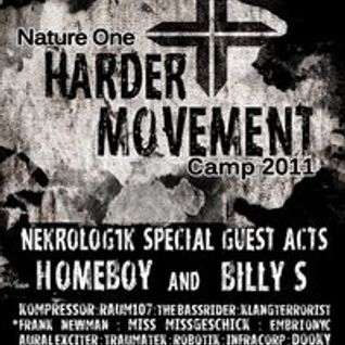 The Entertainer @Harder Movement Camp_Nature_ONE_2011#2