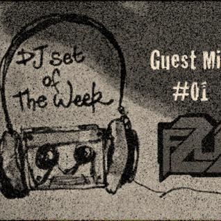 F2U: Exclusive Mixtape for 'DJ Set of the Week'