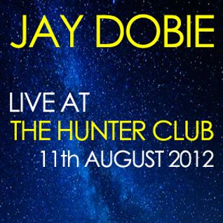 Jay Dobie - Hunter Club - Live