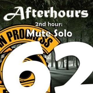 "Mute Solo - Guest Mix @ InProgress Radio/""Afterhours"""