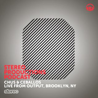 WEEK12_16 Chus & Ceballos Live from Output Brooklyn