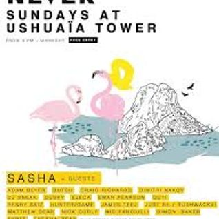 SASHA - Ibiza Live Week - Never Say Never - Ushuaia Tower Ibiza - 29 September 2013
