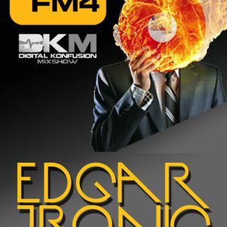EDGAR TRONIC - Radio FM4 - DKM Show 19-12-2013