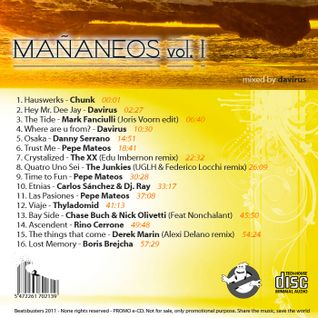 Mañaneos - Mixed by Davirus