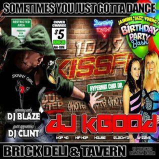 Saturday @ The Brick 6-30-2012 (EXPLICIT) Clint McLeroy