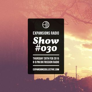 Expansions Radio - Show 30 (new music from Tek.Lun, Jasper Staal, Bhonstro, Ian Ewing, Jr Jarris...)