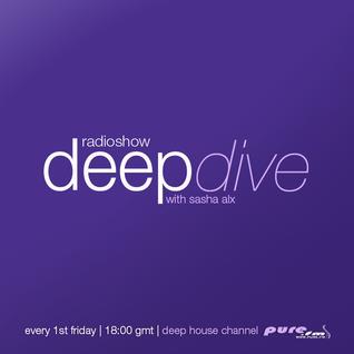 Sasha Alx & Tony Rivera - Deepdive 055 [06-Feb-2015] on Pure.FM