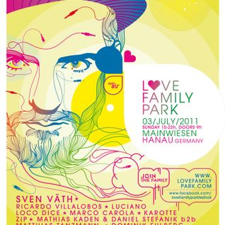 Mathias Kaden B2b Daniel Stefanik @ Love Family Park,Germany (03.07.2011)