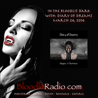 In The Bloodlit Dark!... With Diary of Dreams