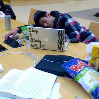 Sleep and Study Vol. III