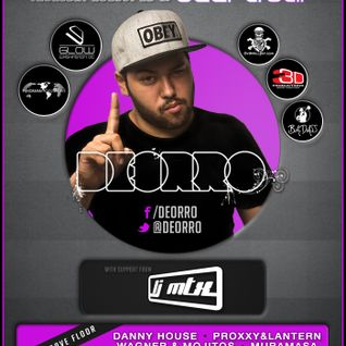 Deorro - Live @ Ultrabar (Washington DC) - 22.08.2013