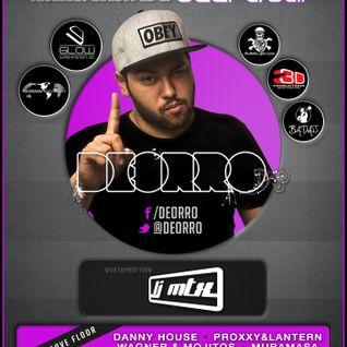 Deorro - Live @ Ultrabar (Washington DC) - 22.08.2013