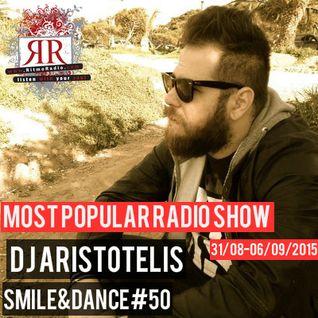 Dj Aristotelis - Smile & Dance 50